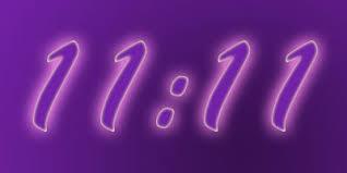 Angelic Number ~ 11:11   ANGELS @ El~Vie Holistic Solutions